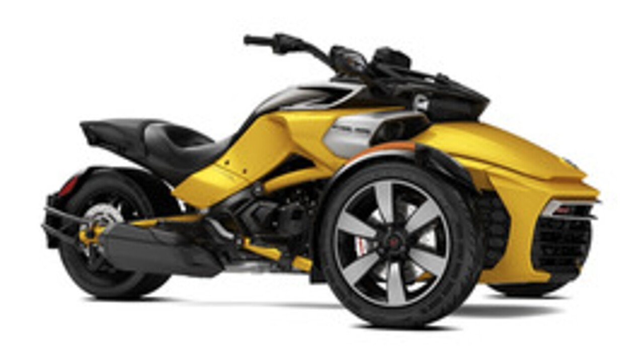 2018 Can-Am Spyder F3 for sale 200550120